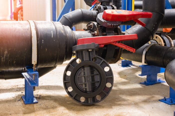 Where are Butterfly Valves Used